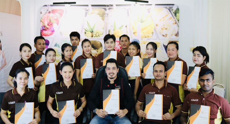 HACCP certification and training